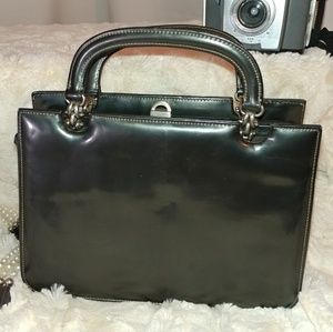 Vintage Saks Fifth Avenue 20s Handle Bag